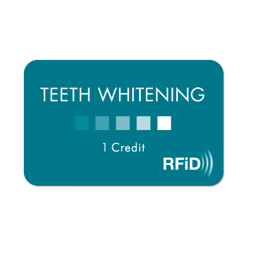 RFID Card for Futura 2400 Teeth Whitening Light