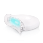 battery operating led light for home teeth whitening