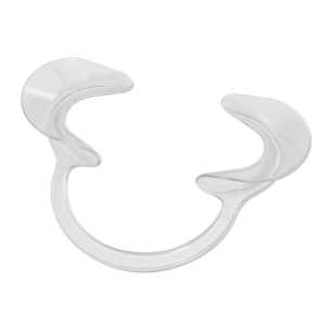clear cheek retractor