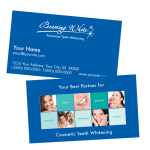 Teeth Whitening Business Cards