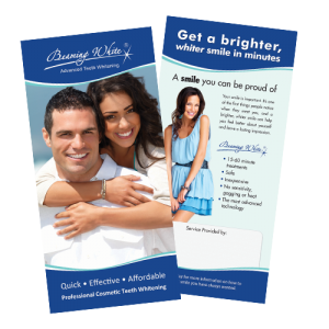 Teeth Whitening Brochures and Flyers