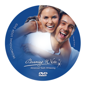 Beaming White Professional Laser Teeth Whitening System DVD