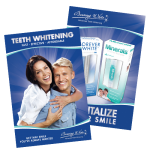 Teeth Whitening Posters