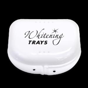 White Retainer Cases