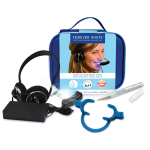 forever white teeth whitening headset