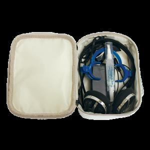 eternal white open bag
