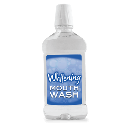 Private Label Whitening Mouthwash