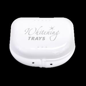 whitening tray storage case