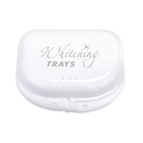 whitening tray storage case