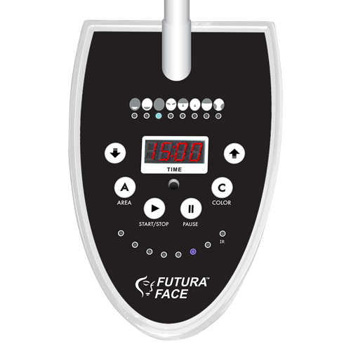 futura face control panel