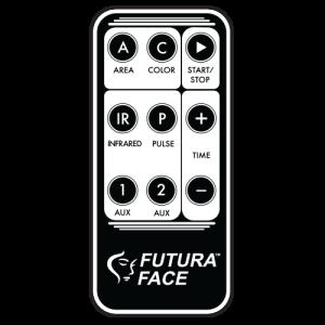futura face remote
