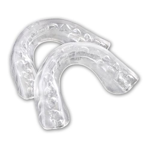 Boil n Bite Thermoforming Teeth Whitening Trays - Mouth Trays