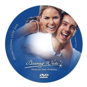 The Beaming White System Marketing DVD - Standardized Video on DVD Explaining The Teeth Whitening Process