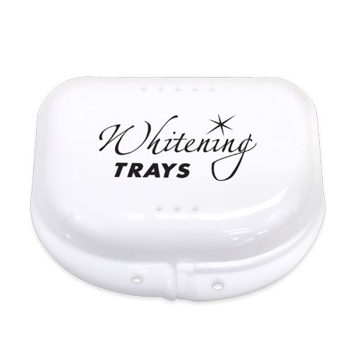 Deluxe Home Teeth Whitening Kit 36 CP - Tray Storage Case