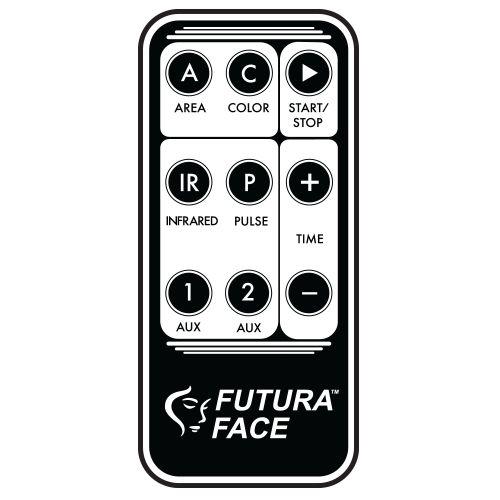 Futura Face Light Therapy Teeth Whitening Machine - Remote