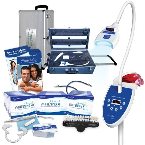 Mobile Teeth Whitening Packages