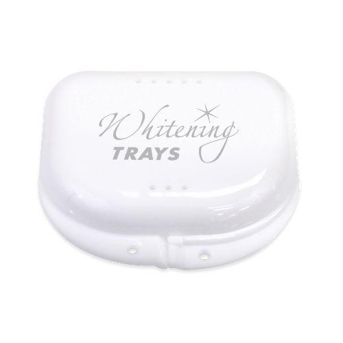 Non Peroxide EU Compliant Premium Teeth Whitening Kit - Tray Storage Case