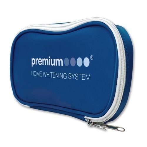 Non Peroxide EU Compliant Premium Teeth Whitening Kit - Zippered Carry Case