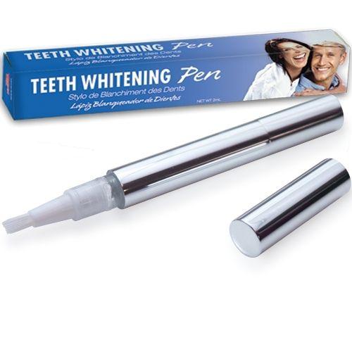 Non Peroxide EU Compliant Teeth Whitening Pen - EU Whitening Pen and Box