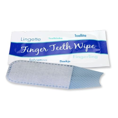 Pre Loaded Tray Teeth Professional Teeth Whitening Kit 36 CP - Finger Wipes