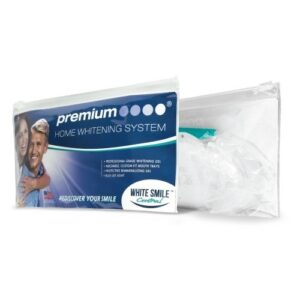 Private Label Clear Zippered Pouches