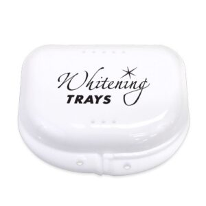 Retainer Case White