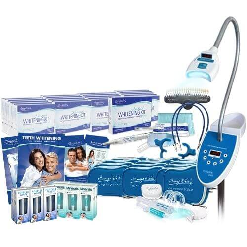 Spa and Salon Teeth Whitening Packages - Option 2