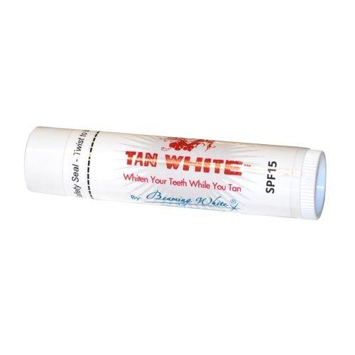 Tan White SPF 15 Lip Balm