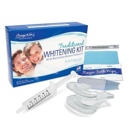 Traditional Teeth Whitening Kit CP