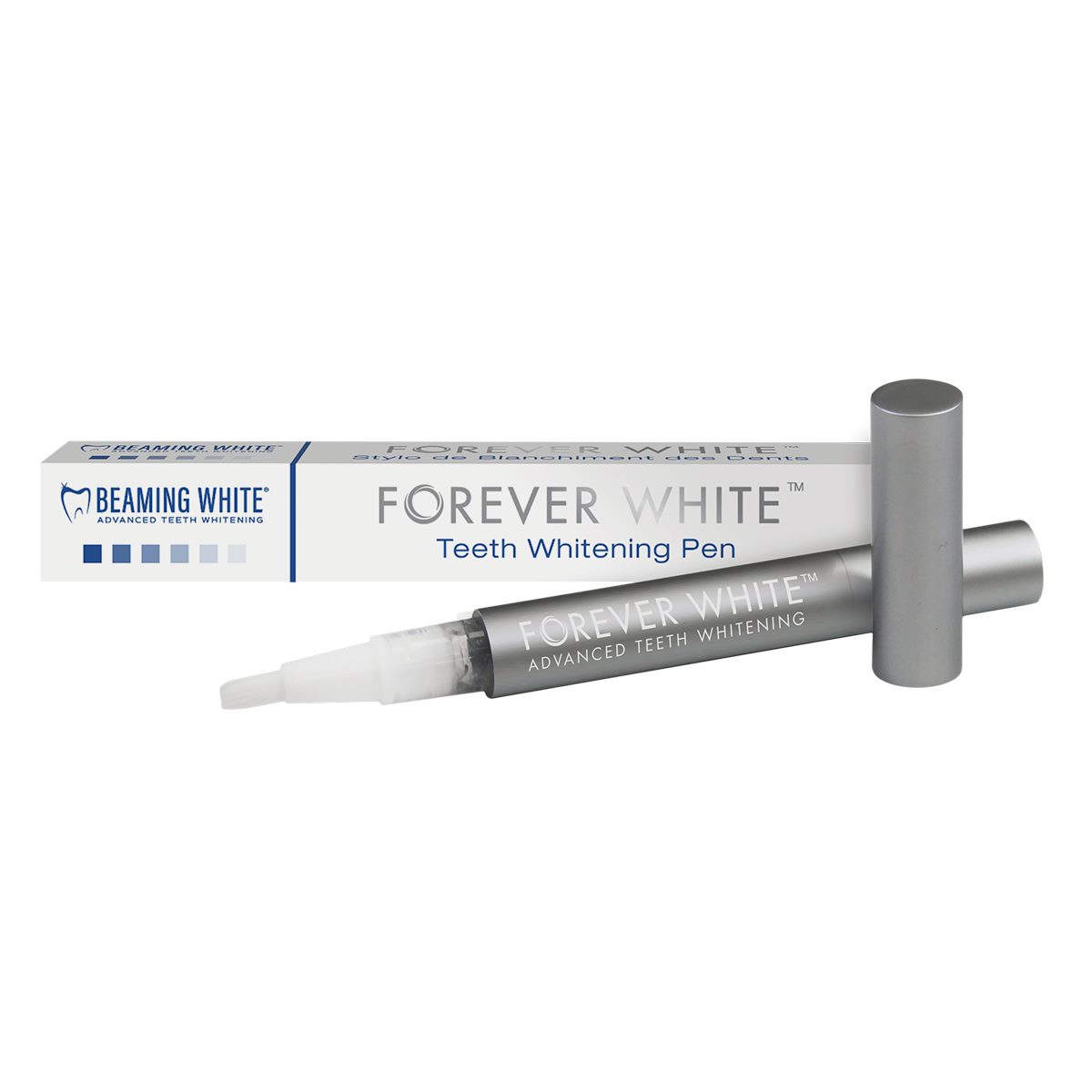forever white teeth whitening pen with 16% carbamide peroxide gel