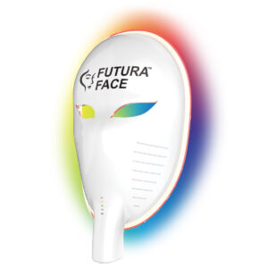 Futura Face LED light therapy and teeth whitening machine mask