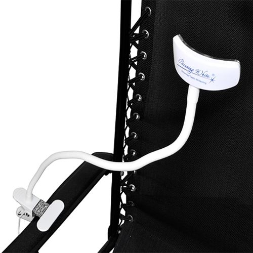 Futura Go Affordable Portable Mobile Teeth Whitening Light - Clamp Chair Arm