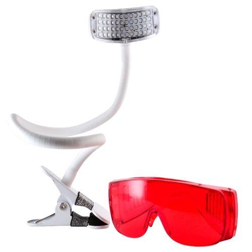 Futura Go Affordable Portable Mobile Teeth Whitening Light - Coil Neck Plus Glasses