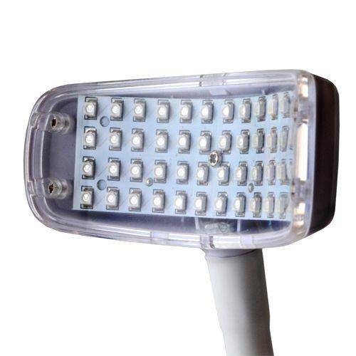 Futura Go Affordable Portable Mobile Teeth Whitening Light - Head Angle