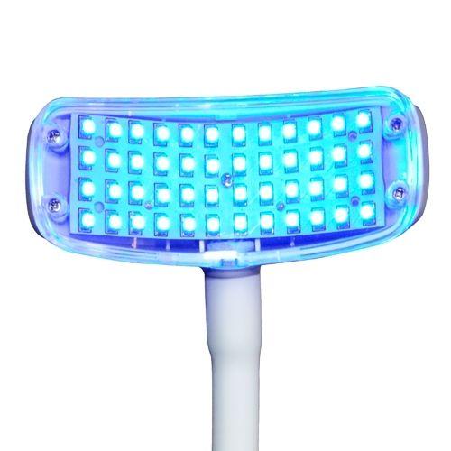 Futura Go Affordable Portable Mobile Teeth Whitening Light - Head Lit