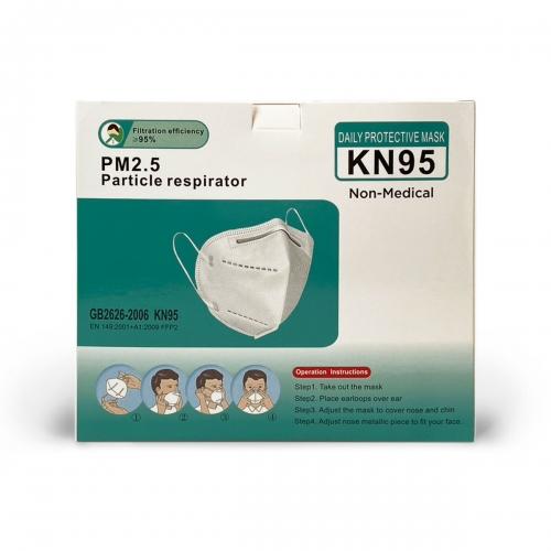 kn95 non medical mask box