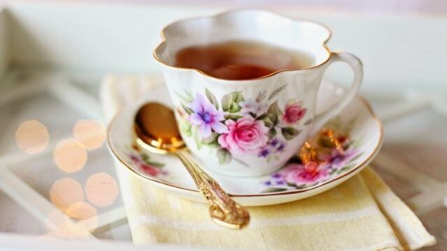 avoid tea and coffee