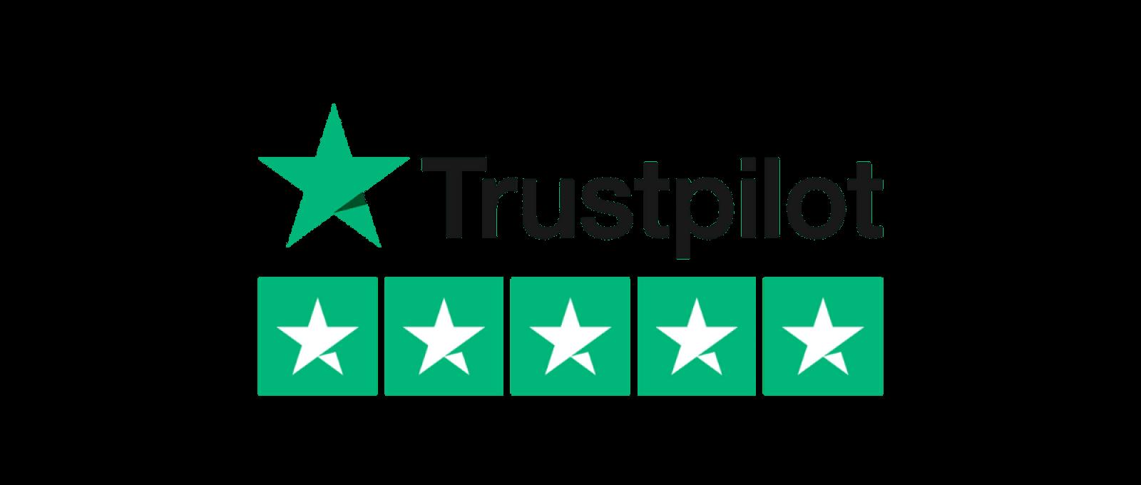 TrustPilot 5-Star Reviews for Beaming White