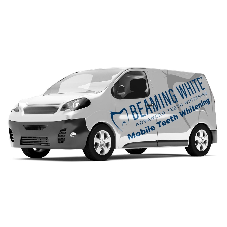 mobile teeth whitening van