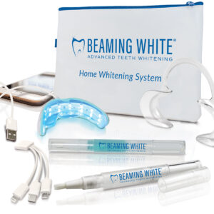 Smartphone Home Teeth Whitening System