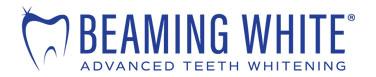 Beaming White Advanced Teeth Whitening logo